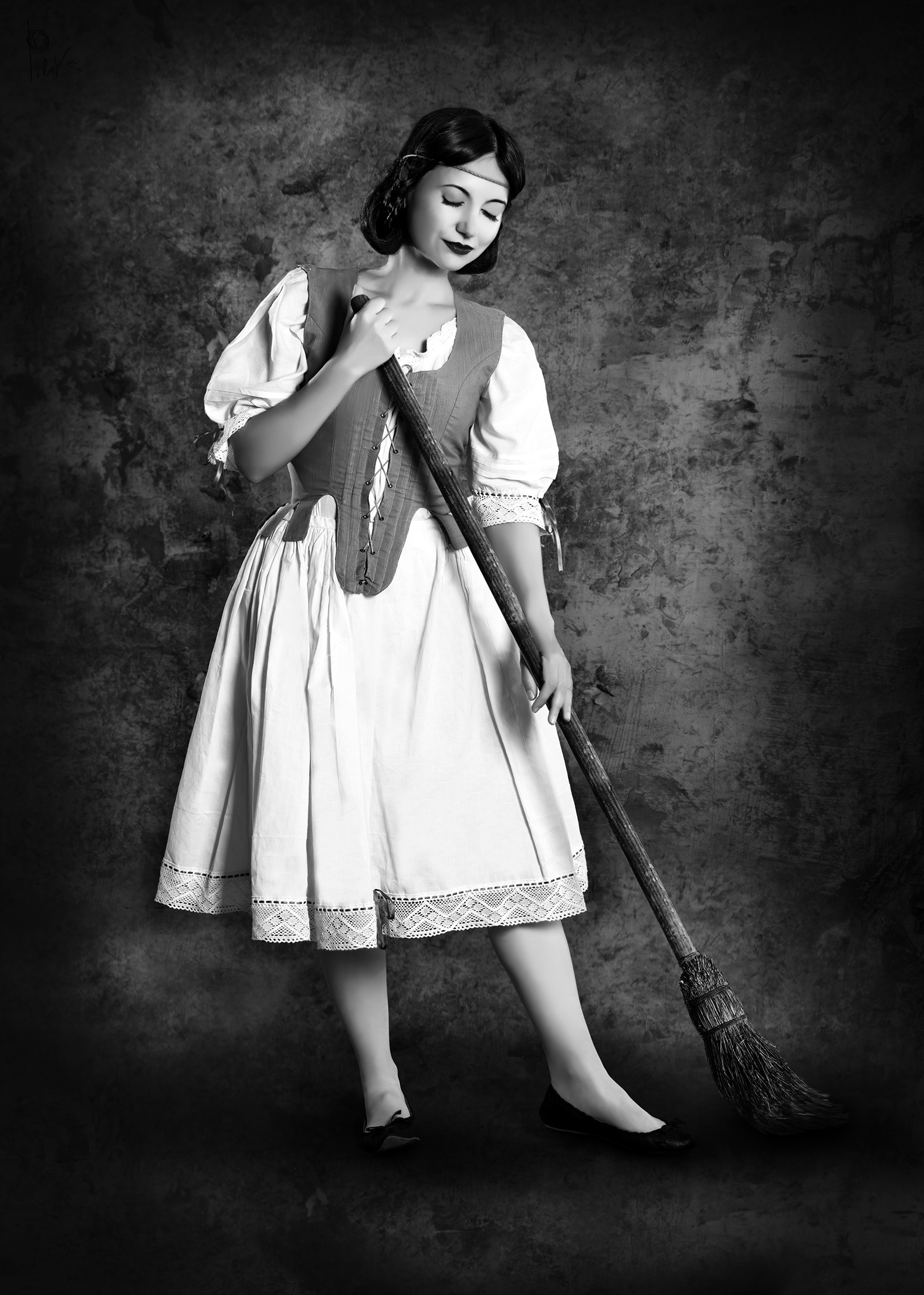 Blancanieves, Piluka Photographer